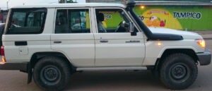 Car rental Brazzaville