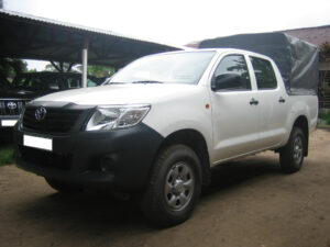 Toyota Hilux Double Cabin