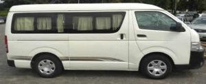 Mini Van Rental