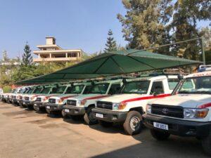 Ambulance Rental in Africa