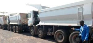 34 Tonnes Trucks