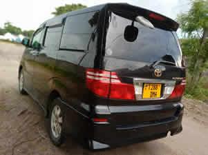 Van Rental Tanzania